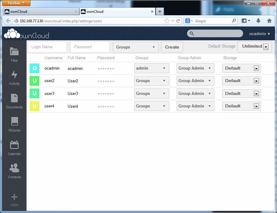 Owncloud auf windows server 2012 installieren