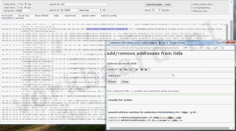 Installing assp spamfilter on ubuntu server 1404 lts vorkbaard asspmaillogtail kristyandbryce Images