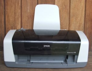 Inkjet Printer - author: Somebody in the WWW