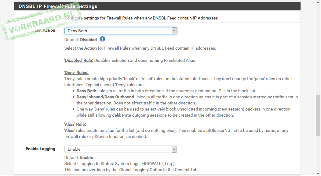 Protect your network with domain filtering on pfSense 2 4 and